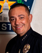 photo of Police Chief Art Acevedo